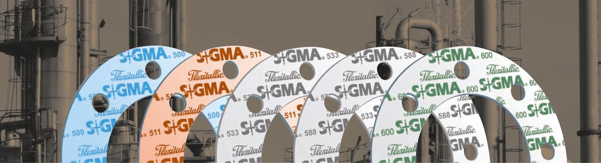 PTFE Contalar Sigma Serisi