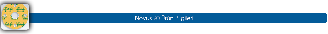 novus 20 ürün bilgileri